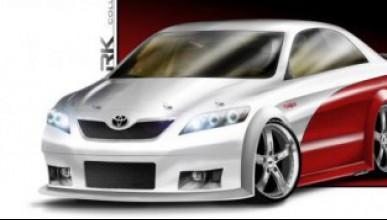 Спешъл версия на Toyota Camry