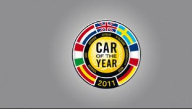 Автомобил на годината 2011