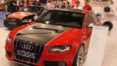 Audi S4 и Stasis Engineering
