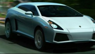 Джипът на Lamborghini