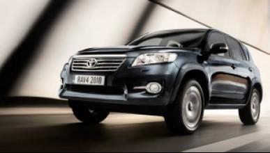Toyota RAV4 на ток