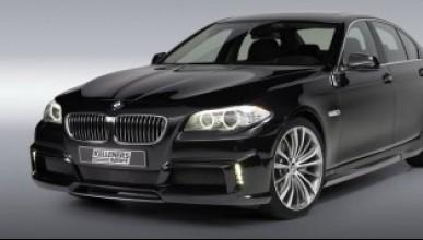 BMW петичка от Kelleners Sport