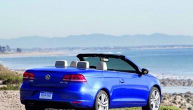 Новият Volkswagen Eos в Лос Анджелис