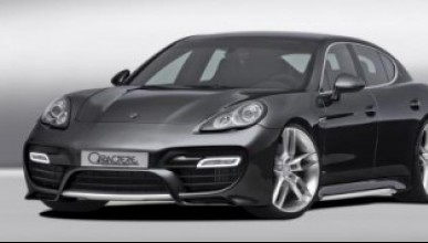 Нов пакет за Porsche Panamera