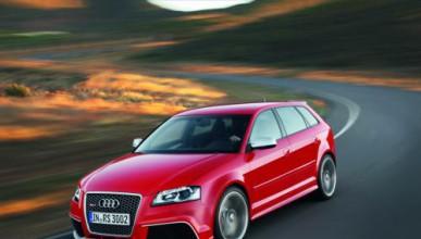 Новото RS3 на Audi