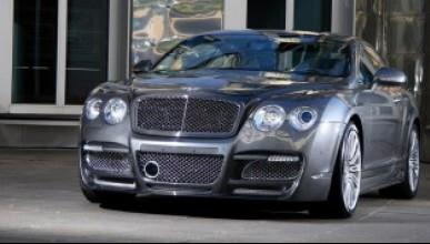 Bentley Continental GT Speed Elegance
