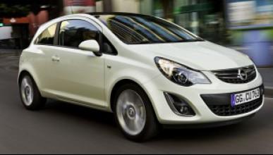 Opel Corsa с ново лице