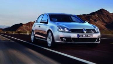 Нови LED фарове за VW Golf