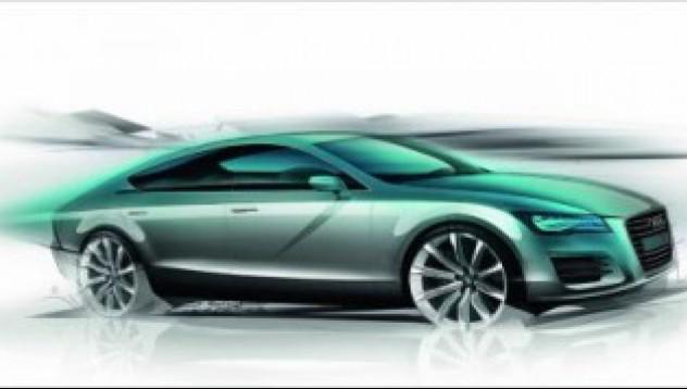 Новото Audi RS7