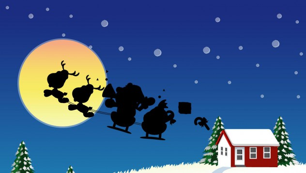 Научна справка за Дядо Коледа