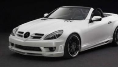 Финален спринт за Mercedes SLK