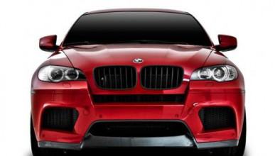 Vorsteiner и новото BMW X6 M