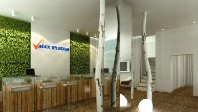 Макс Телеком открива първи магазин