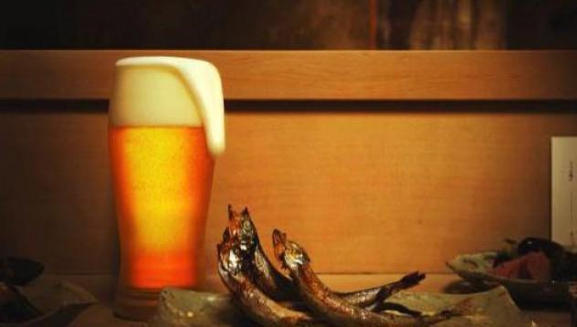 Бира и риба!