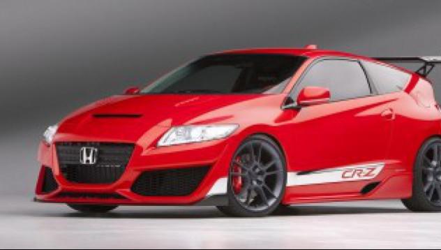 Honda подготвя турбо версия на CR-Z