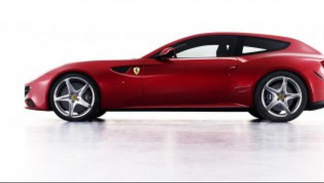 Ferrari шокира с уникалното си 4х4
