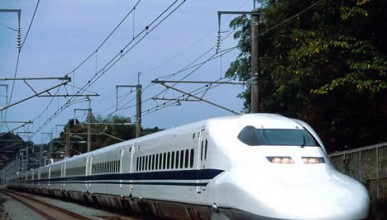 Китайски скоростен влак