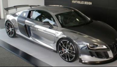4 тунинг Audi-та за Женева