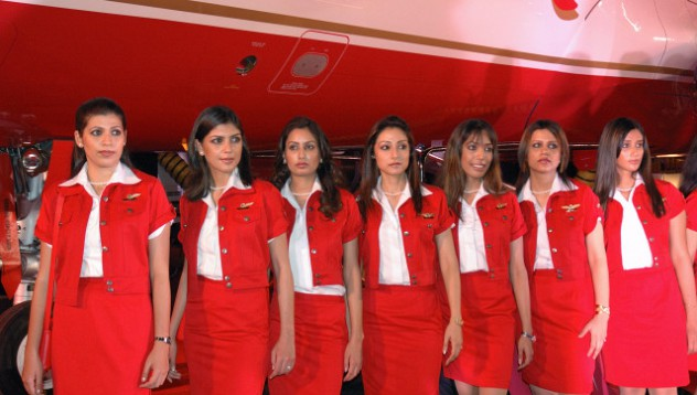 Най-секси стюардеси!