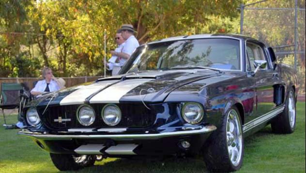 Mustang - истинската кола