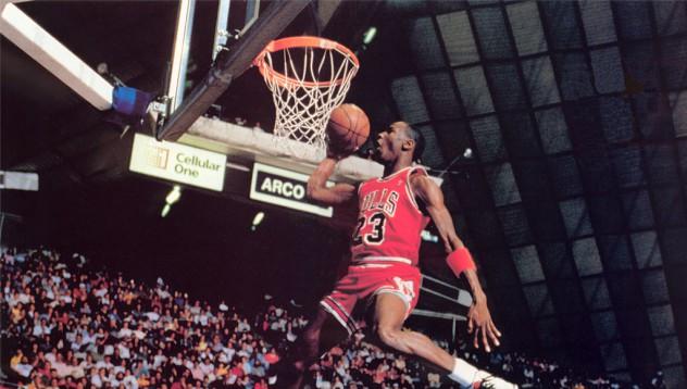 Най-добрият баскетболист
