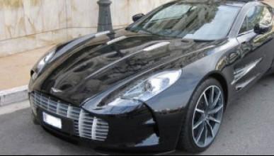 Първият Aston Martin One-77