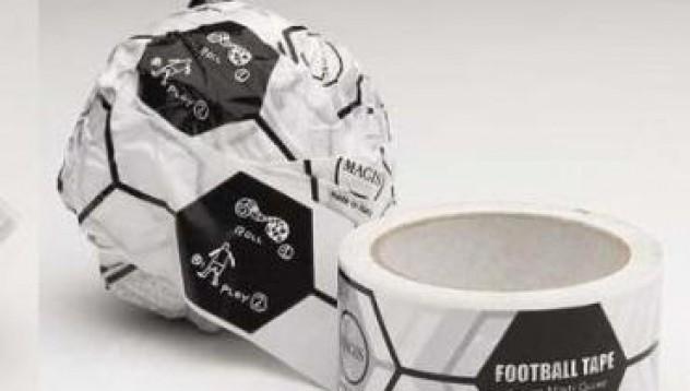 Футболно топче за офиса