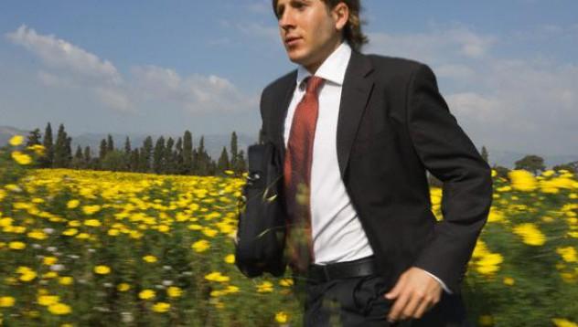 Кога мъжът получава цветя