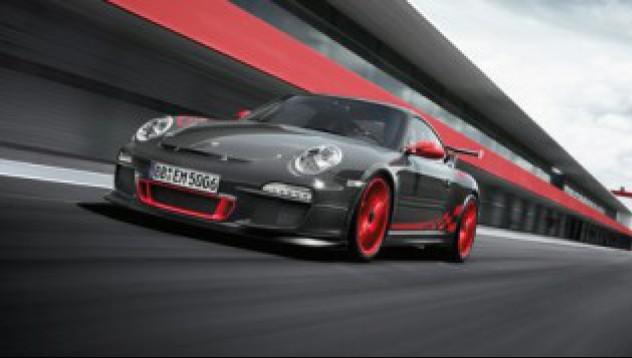 Porsche представя GT3 RS Limited Edition