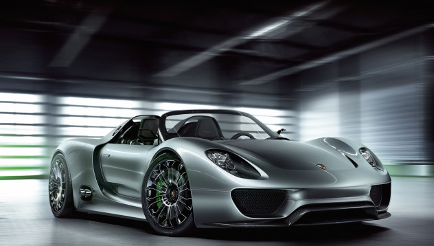 1.16 млн. лв. за новото Porsche хибрид