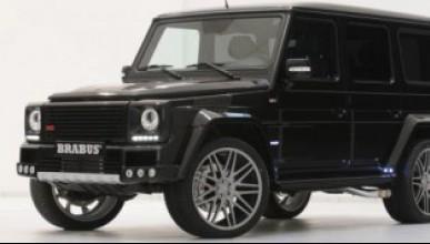 Най-мощният SUV