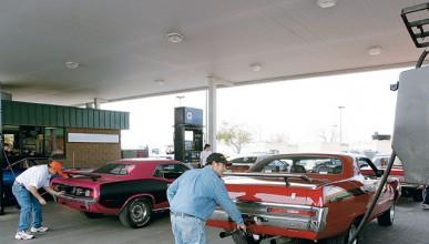 Протест срещу цената на бензина!