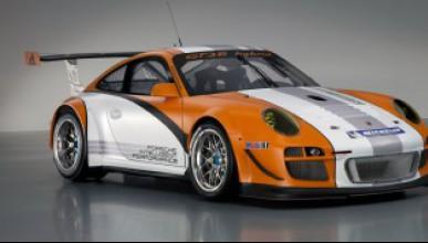 Новичко Porsche 911 GT3 R Hybrid 2.0