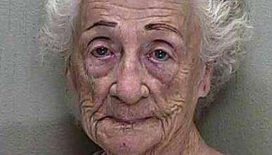 Бабка на 92 стреля по съсед