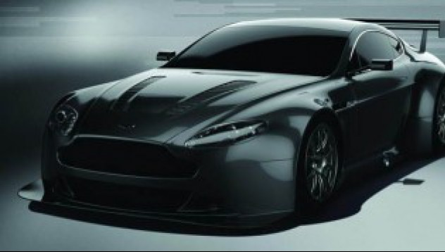 Новата бегачка на Aston Martin