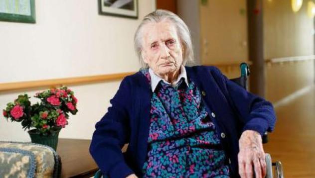 Най-старата девица в света