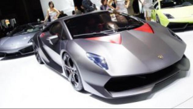 Lamborghini Sesto Elemento - само 1.9 млн. евро