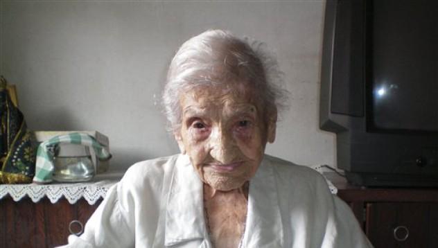 Най-старата жена в света