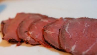 Махмурлук и месо