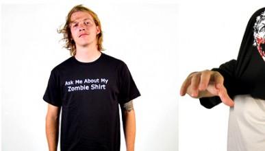 Зомби тениска