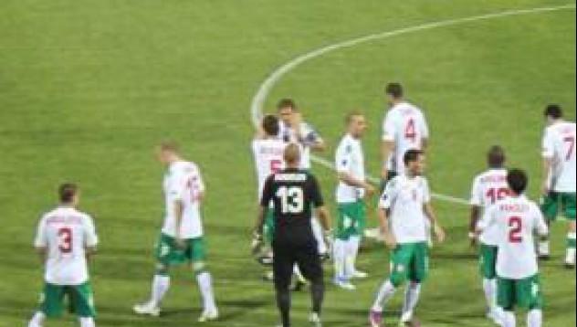 България изхвърча от Евро 2012