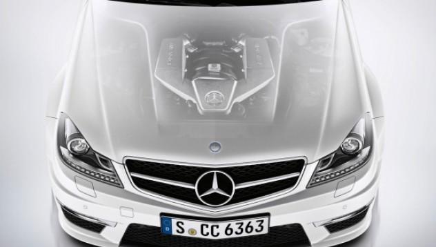 Новият C-Class Coupe