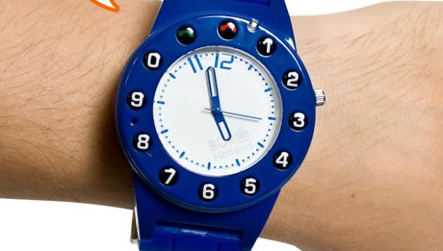 Часовник - телефон