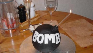 Рецепта за бомба?