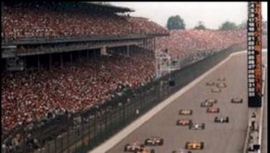 ЧРД на Indianapolis 500