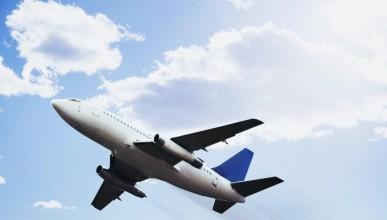 За приземяването на самолета