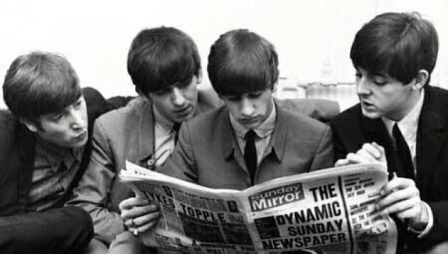 Скъпите The Beatles