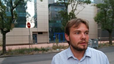 Един немец в София