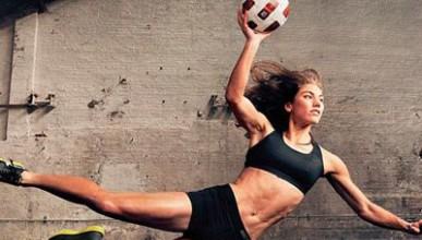 Нежната половина от спорта