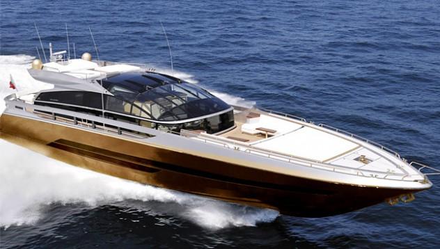 Една специална яхта